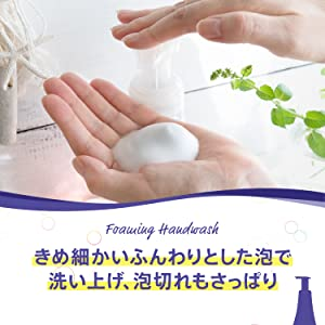 カンタン・楽しい手洗い習慣
