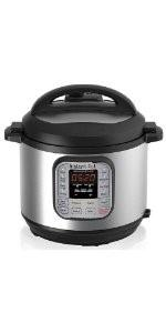smart electric pressure cooker, slow cooker