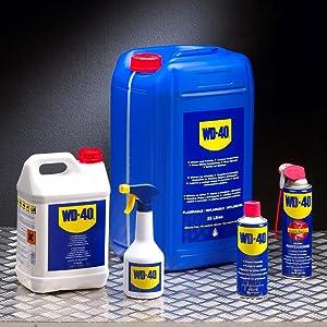 produit multifonction WD-40, chasse humidite, lubrifier, dégripper, dégrippant, lubrifiant, nettoyer