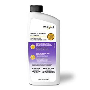 Whirlpool Water Softener Cleanser Easy-to-Clean