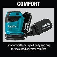 comfort design body girp barrel grip