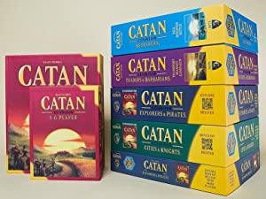 Catan expansions add new ways to play