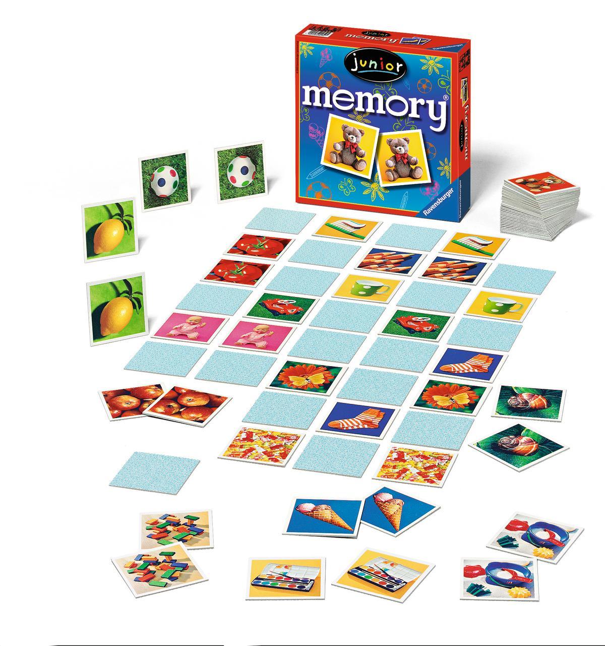 Memory Spielen Macht Spaß