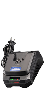 westinghouse 20v 20v+ lithium ion battery charger cordless lawn garden tools 2a rapid charger