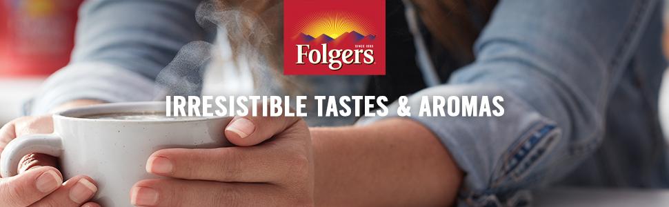 Folgers Irresistible Tastes amp; Aromas