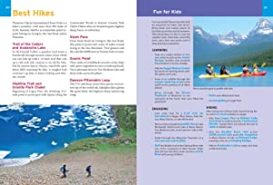 Moon Glacier National Park, Best Hikes