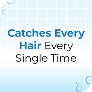 catches every hair