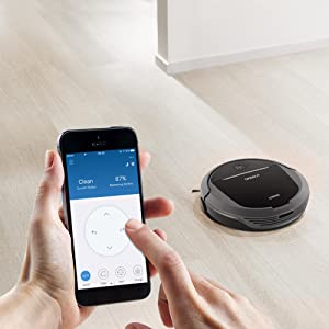 Ecovacs Deebot M81pro Robotic Vacuum Cleaner With Strong