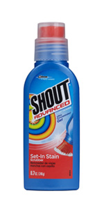 Shout Advanced Ultra Concentrated Gel Brush