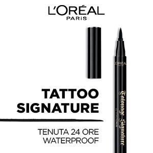 gel intenza, eyeliner, trucco occhi, matita occhi, make up, l'oreal, loreal, eye liner