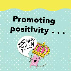 Promoting positivity
