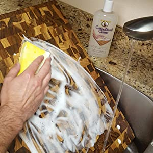 Howard Cutting Board Cleaner
