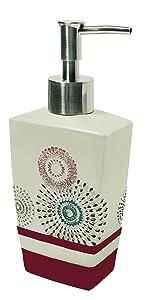 liquid soap dispenser; hand wash dispenser; glass soap dispenser; bathroom soap dispenser;