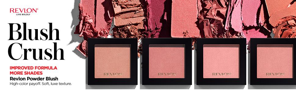 revlon, blush, blush brush, contour, bronze, highlight, rouge, powder blush, cheek