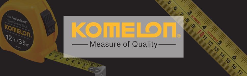 tape measure, inch, metric, komelon, measure tape, hand tools, tools