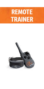 remote training distance control static tone vibration correction