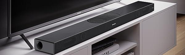 Alluminio Sharp HT-SBW420 All in One Soundbar