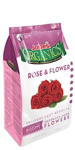 rose shrubs knockout organic fertilizer slow time release granular