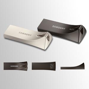 Samsung Muf 64be3 Eu Bar Plus 64 Gb Typ A Usb 3 1 Flash Computer Zubehör