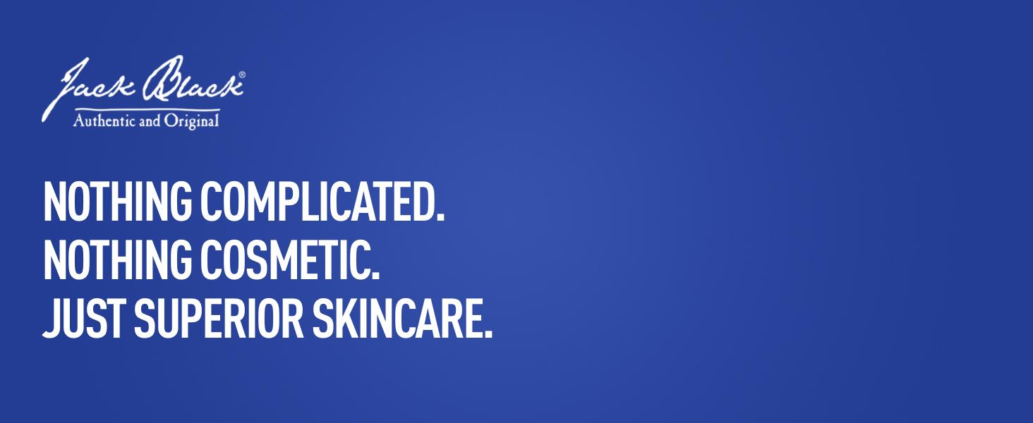Jack, Black, Mens, Skincare, Grooming, Credo, Purpose, Brand
