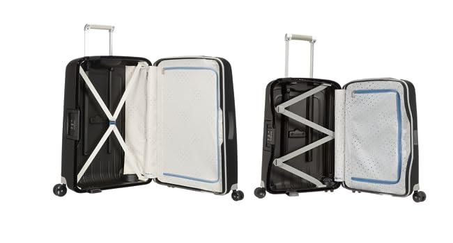 maleta; maleta rigida; maleta pequena; maleta grande; spinner; maleta tsa; equipaje cabina; S'Cure maletas 55x40x20