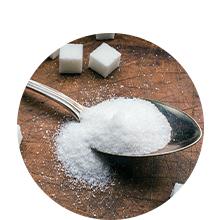 1 gram of sugar