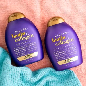 biotin and collagen hair growth brittle volume strengthen long hair growth