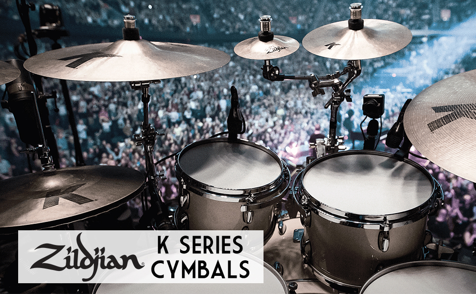 zildjian, k, pack, bundle, beginner, starter, professional, k series, 14, k zildjian, k family