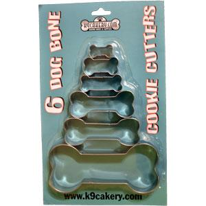 Dog Bone, Cookie Cutters, Dog Bone Cookie Cutters
