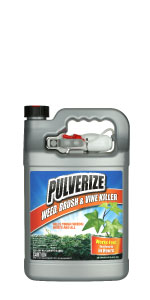 Pulverize Weed, Brush & Vine Killer - Ready-to-Use Nested Trigger Sprayer