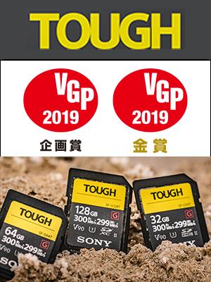 VGP受賞