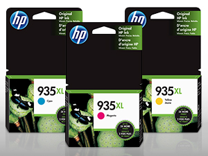 Magenta, 2 Pack MS Imaging Supply Remanufactured Inkjet Cartridge Replacement for HP C2P25AN 935XL