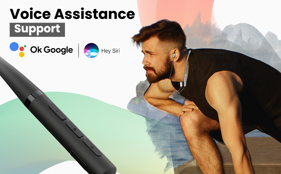zeb yoga neckband, wireless neckband, wireless earphone, yoga 90 pro earphone, zebronics neckband