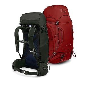 Osprey Kestrel 48 Hiking Pack Hombre