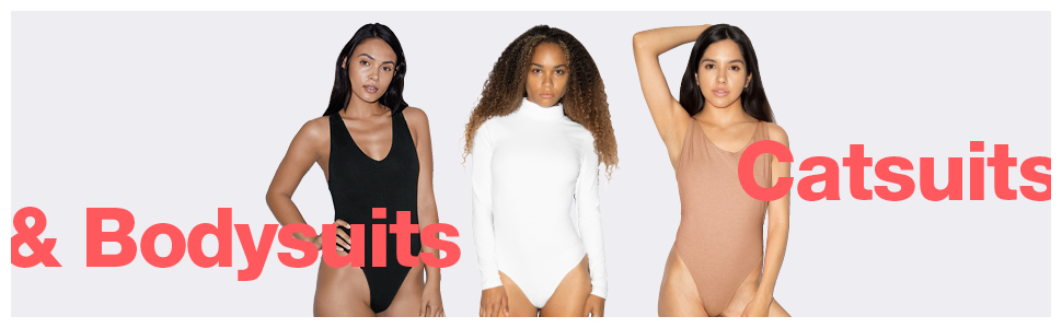american apparel, catsuits, bodysuits