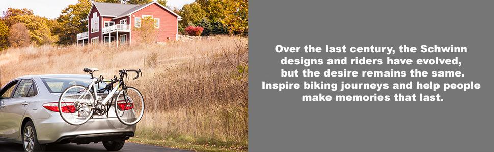 Inspire biking journeys and help people make memories that last.