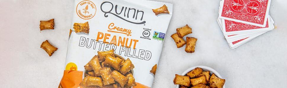 Gluten Free Healthy Peanut Butter Filled Pretzel Nuggets homeschool snack