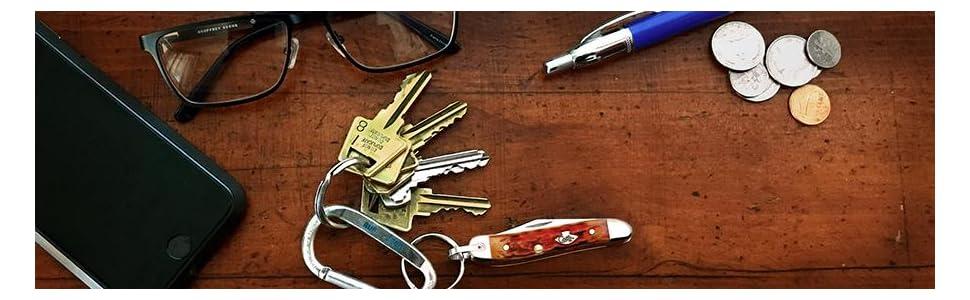 case peanut, peanut knife, pocket knife, small pocket knife, folding knife, peanut knife with bail,