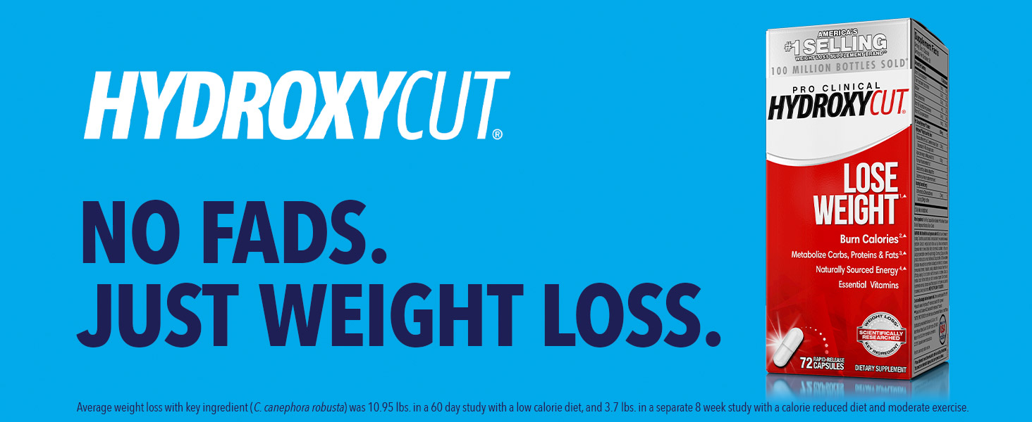 No Fads. Just Weight Loss.