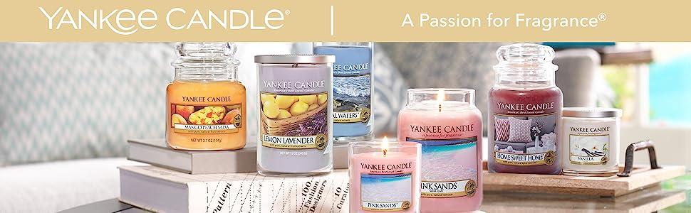 Yankee Candle Banner