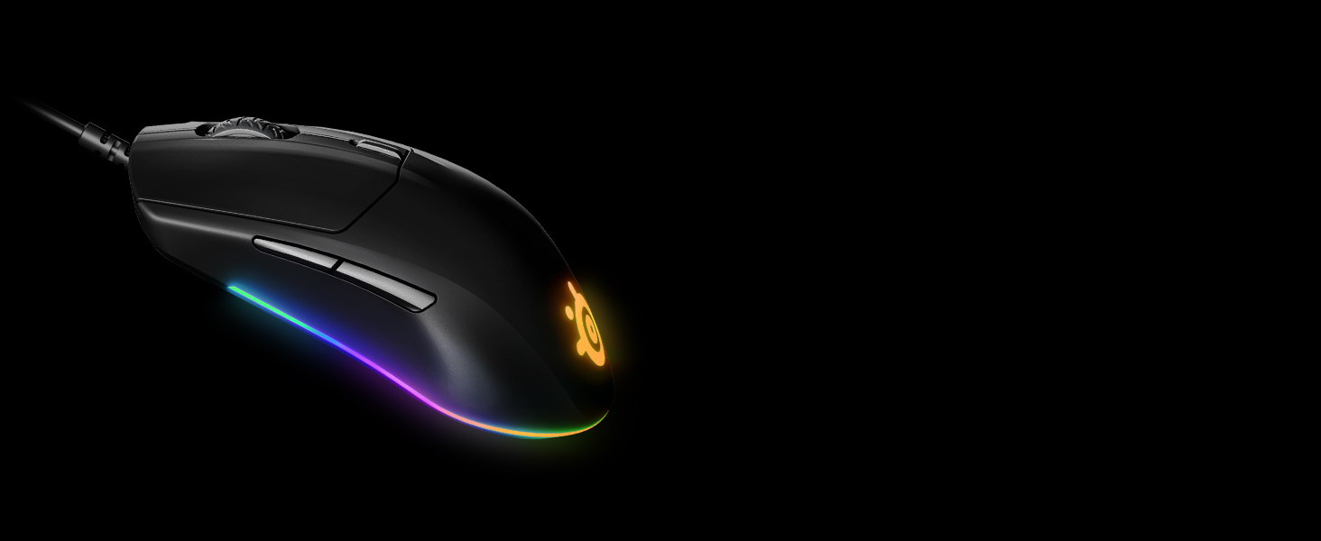 - Rival 3 wired mouse