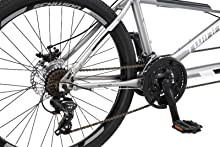 4f880e890a1 Amazon.com : Schwinn Twinn Tandem Bicycle, Featuring Low Step ...