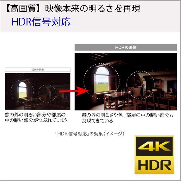 液晶テレビ HDR対応