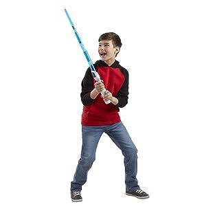 Spada Laser, Star Wars, Suoni, Combattimenti, Effetti sonori, Galassia