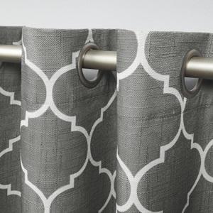 grommet curtains, rod pocket curtain, roman shades, blinds, modern curtains, window drapes