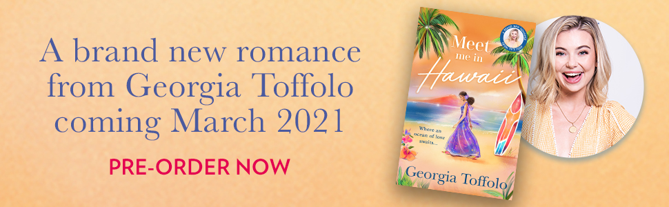 Meet Me in Hawaii by Georgia Toffolo out March 2021!