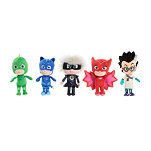 Rule the Night with All the Characters from PJ Masks!
