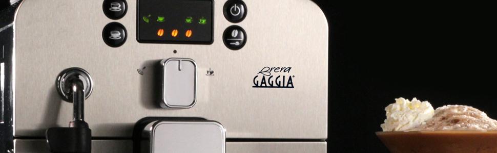 gaggia,brera,superautomatic,super-automatic,super automatic,espresso machine,automatic