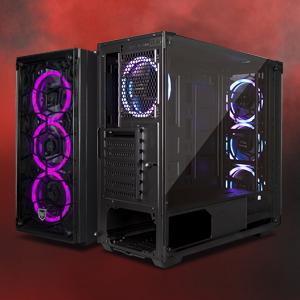 torre rgb ordenador