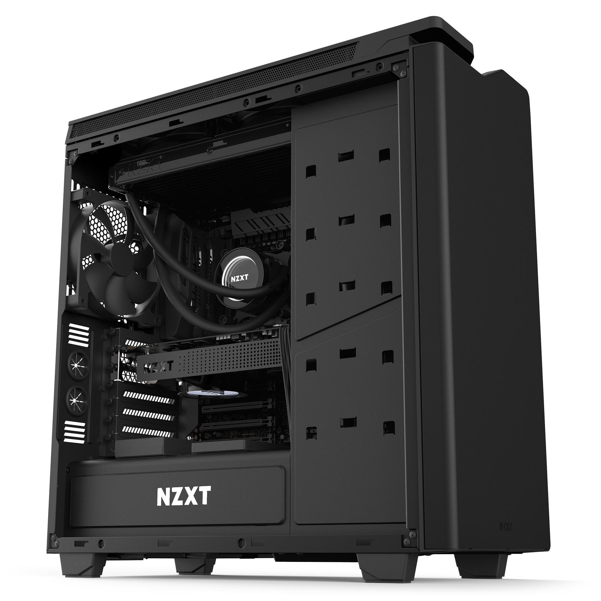 NZXT Kraken G12 - GPU Mounting Kit for Kraken X Series AIO - Enhanced GPU  Cooling - AMD and NVIDIA GPU Compatibility - Active Cooling for VRM